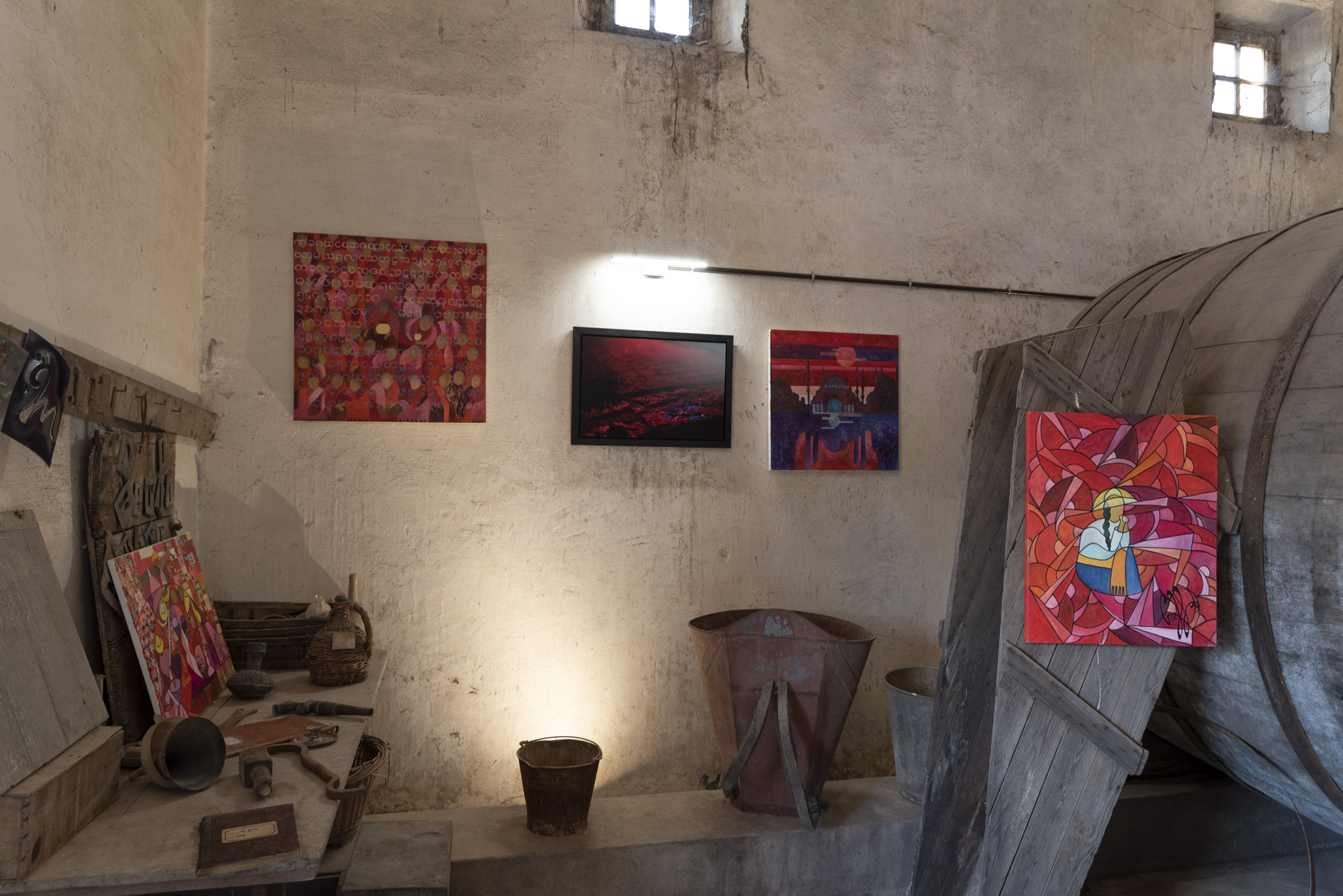 Vernissage Art & Vin 2018